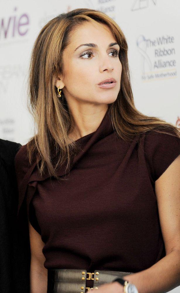 Queen-Rania-al-Yassin